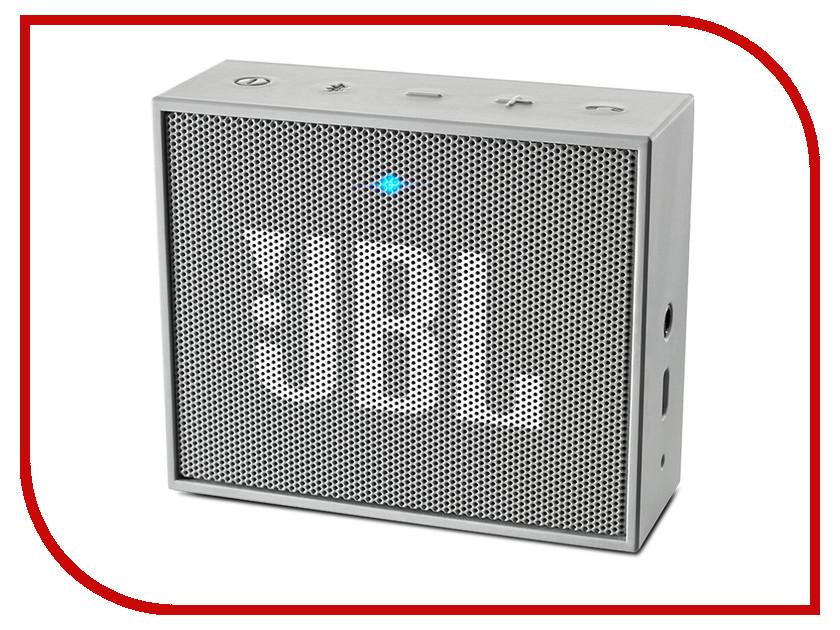 Колонка JBL Go Grey<br>