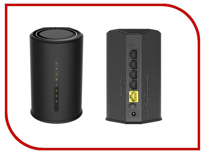 Wi-Fi роутер D-Link DIR-300A/A1A