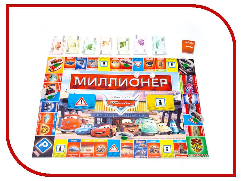 Настольная игра УМКА DISNEY Тачки 4690590069554<br>