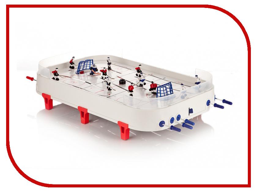 Настольная игра Играем вместе Хоккей A553-H30012-R настольные игры играем вместе настольная игра хоккей a553 h30006 r