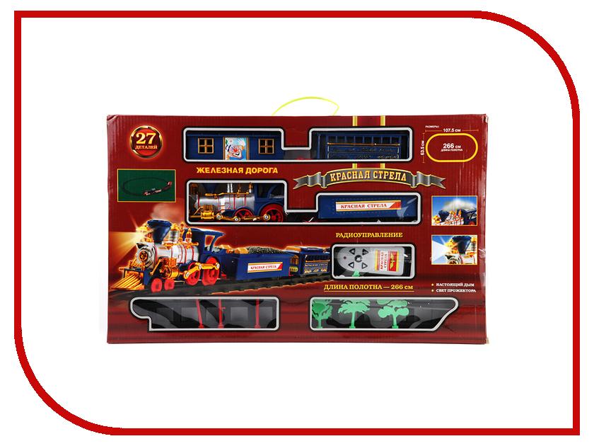 Игрушка Играем вместе Железная дорога B136434-R<br>