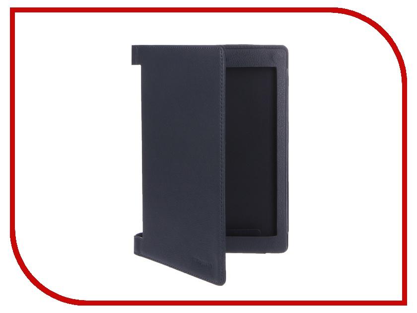 Аксессуар Чехол Lenovo Yoga Tablet 3 8 IT Baggage иск. кожа Blue ITLNY283-4 аксессуар чехол lenovo yoga tablet 3 8 it baggage иск кожа black itlnyt38 1