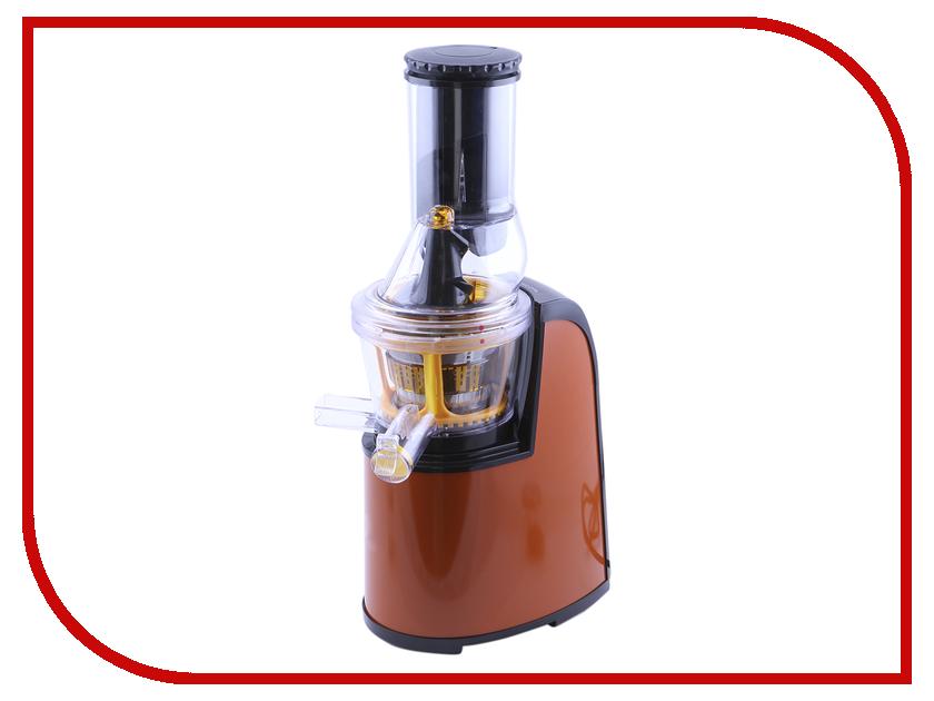 Соковыжималка Kitfort KT-1102-1 Orange соковыжималка kitfort кт 1102 1 150 вт пластик оранжевый