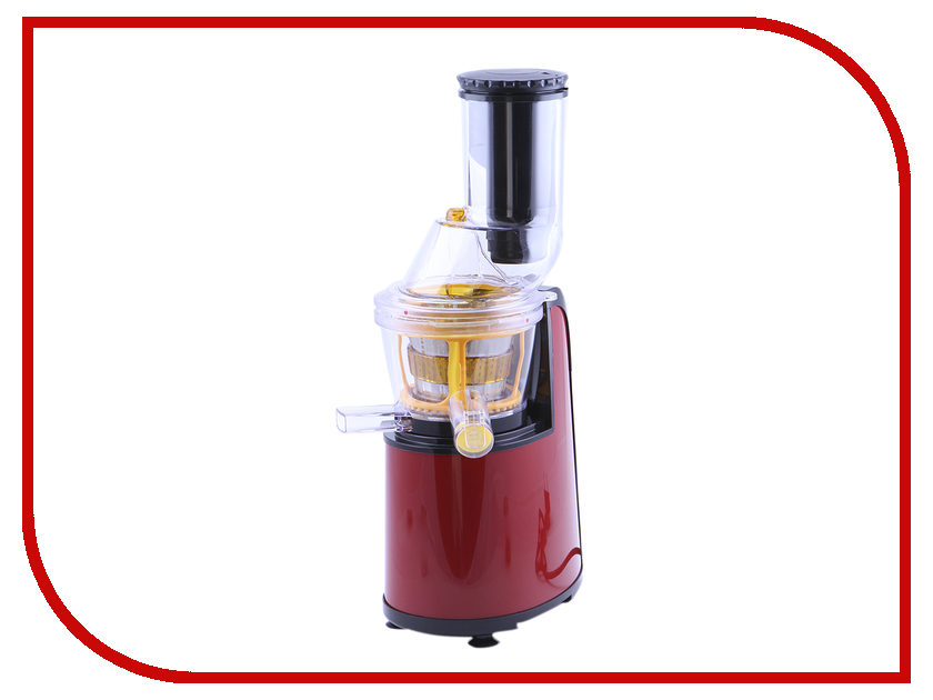 Соковыжималка Kitfort KT-1102-2 Bordo соковыжималка kitfort кт 1102 2 150 вт бордовый