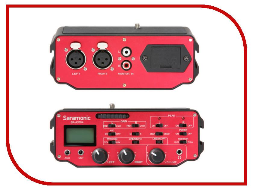 Микрофон Saramonic SR-AX104