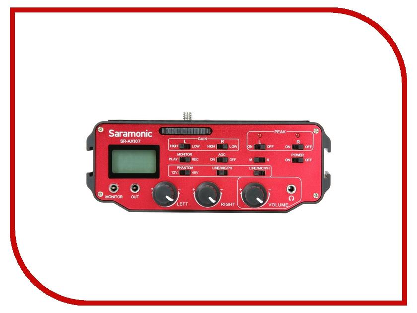 Микрофон Saramonic SR-AX107<br>