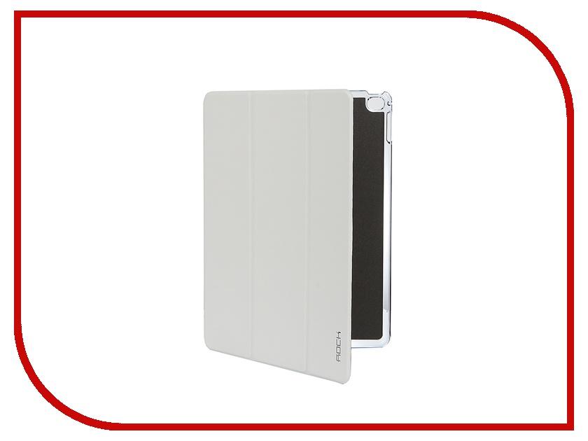 Аксессуар Чехол Rock Uni для iPad Air 2 White 81332<br>