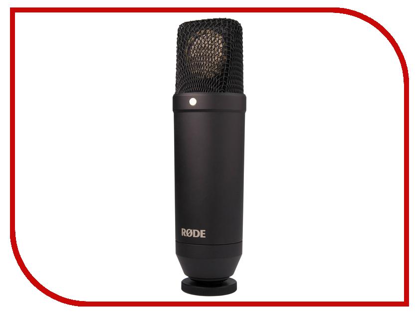 Микрофон Rode NT1-KIT адаптер rode micon 5 для rode hs1 pinmic lavalier xlr