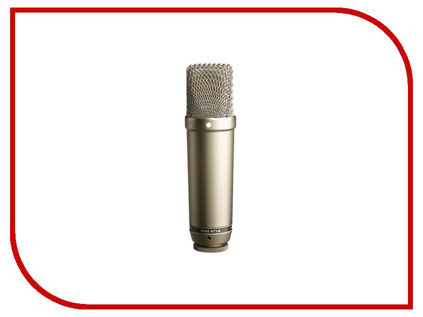 Микрофон Rode NT1-A адаптер rode micon 5 для rode hs1 pinmic lavalier xlr