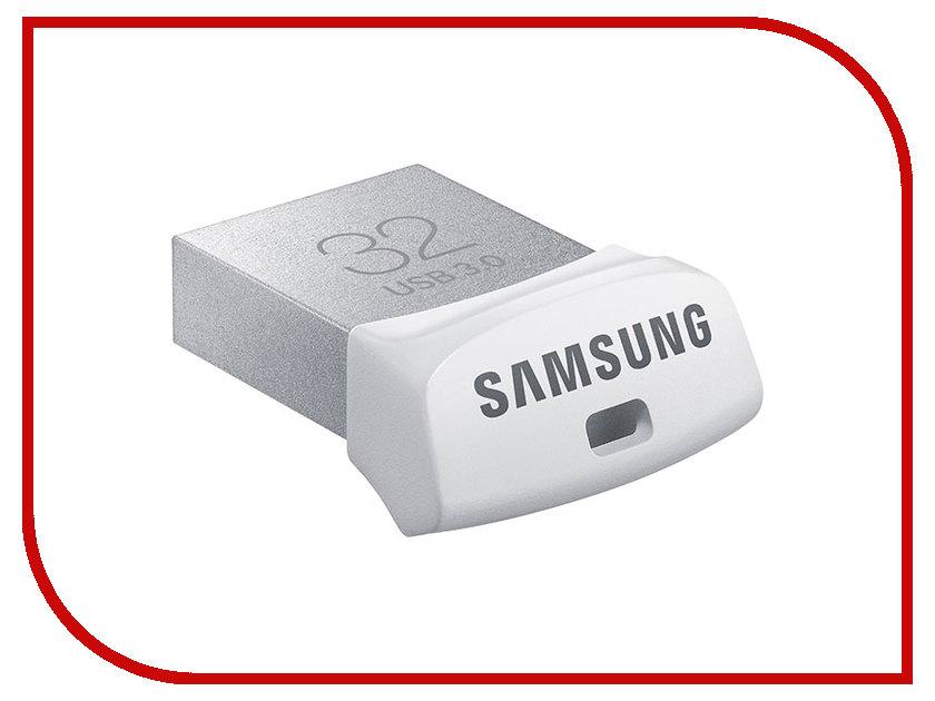 USB Flash Drive 32Gb - Samsung FIT USB 3.0 MUF-32BB/APC<br>