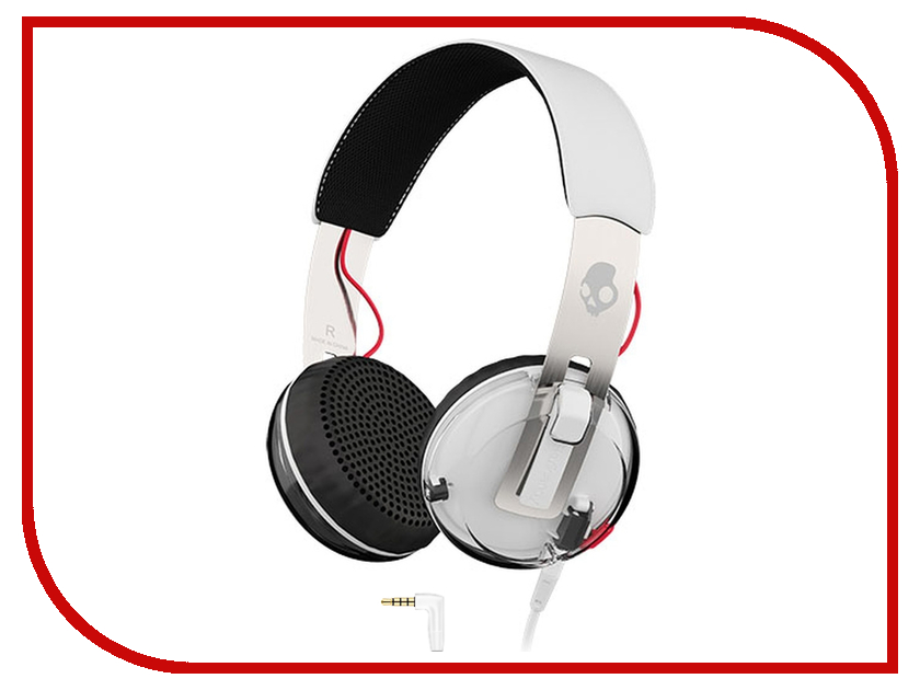 Гарнитура Skullcandy Grind White<br>