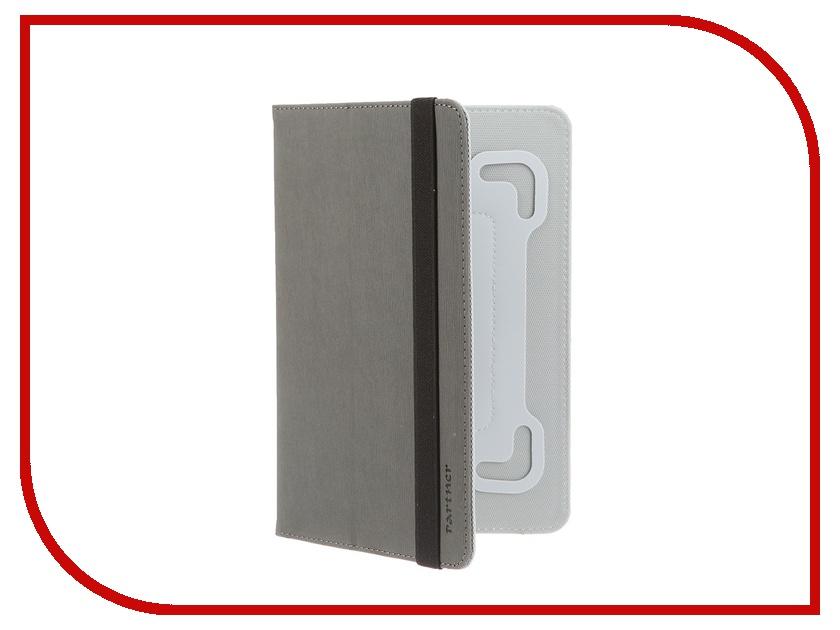 Аксессуар Чехол 7-inch Partner универсальный Grey ПР033121