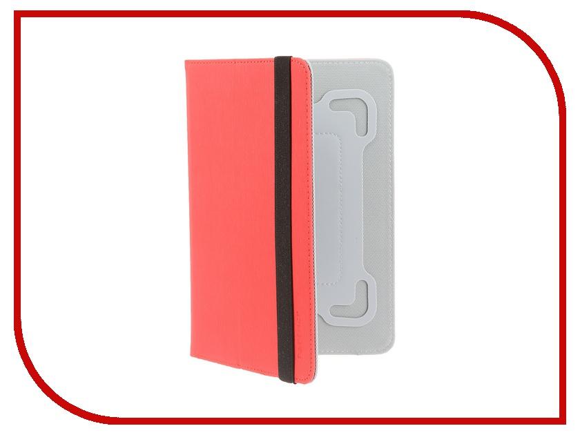 Аксессуар Чехол 7-inch Partner универсальный Red ПР032435