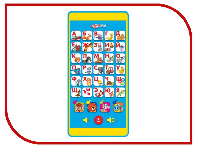 Игрушка Азбукварик Музыкальная азбука Эконом Yellow<br>