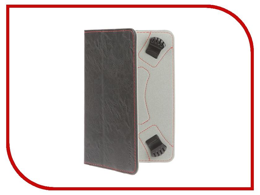 Аксессуар Чехол 6-inch Partner универсальный Black ПР032680<br>