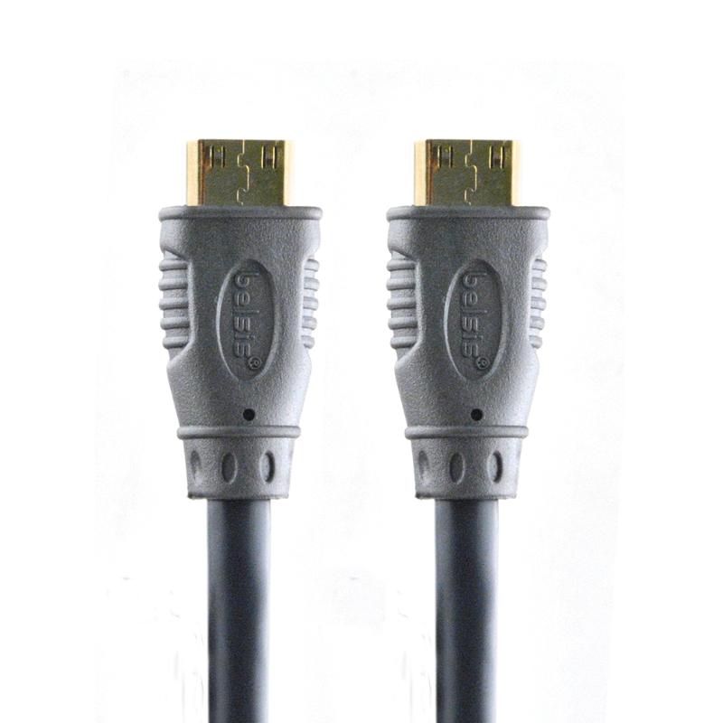 Аксессуар Belsis HDMI M - HDMI M 5m BGL1142 Gray<br>