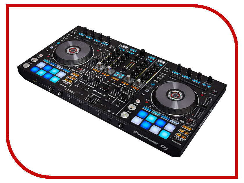 MIDI-контроллер Pioneer DDJ-RX