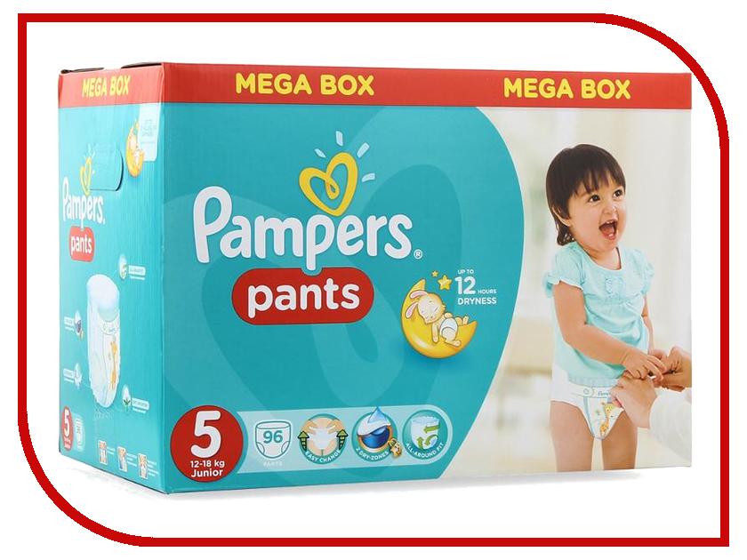 Подгузники Pampers трусики Pants Junior 12-18кг 96шт 4015400697541<br>