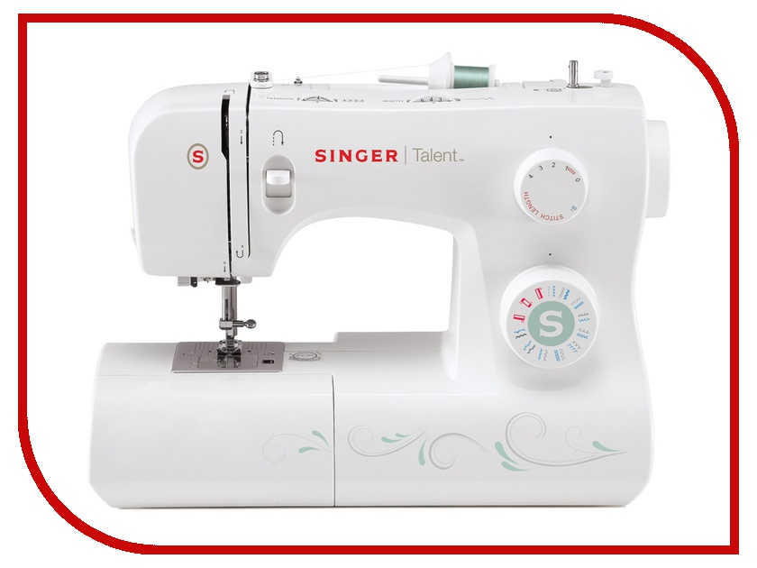 Швейная машинка Singer Talent 3321 светильник настенный lsq 3321 01 astro