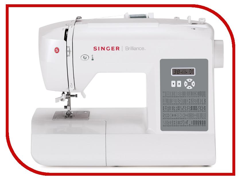 Швейная машинка Singer Brilliance 6199 nowley 8 6199 0 2