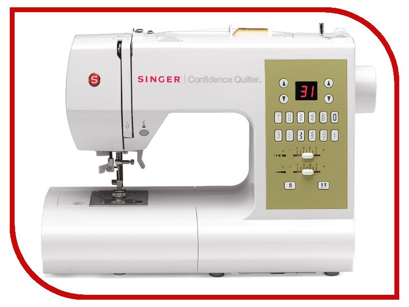 Швейная машинка Singer Confidence 7469<br>