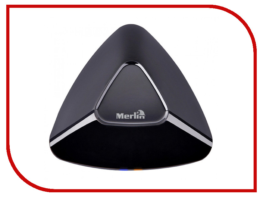 Контроллер Merlin Wi-Fi Controller ipush wi fi display dlna airplay receiver dongle white