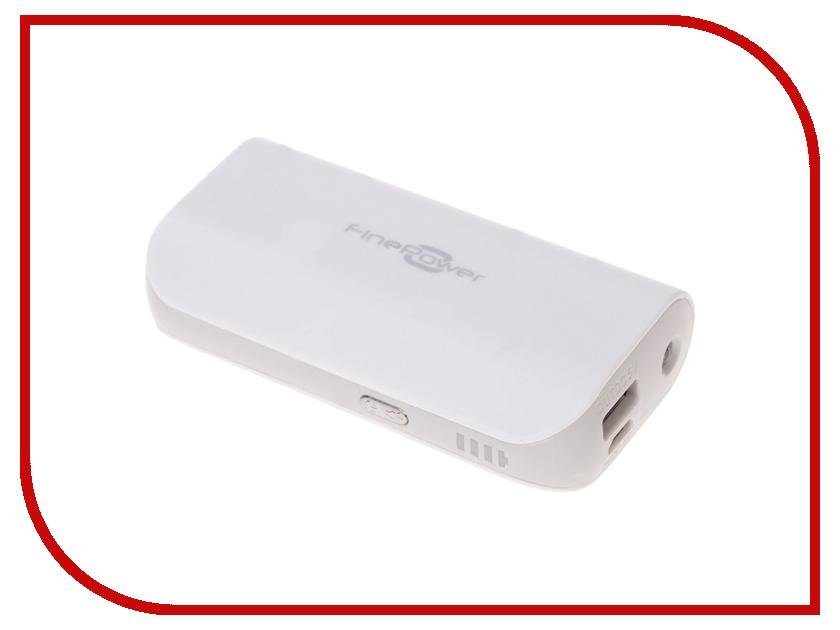 Аккумулятор FinePower Fox 5.2 5200 mAh