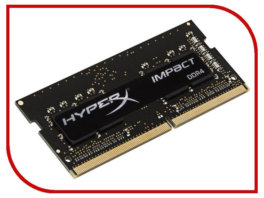 Модуль памяти Kingston DDR4 DIMM 2400MHz PC4-19200 CL14 - 4Gb HX424S14IB/4