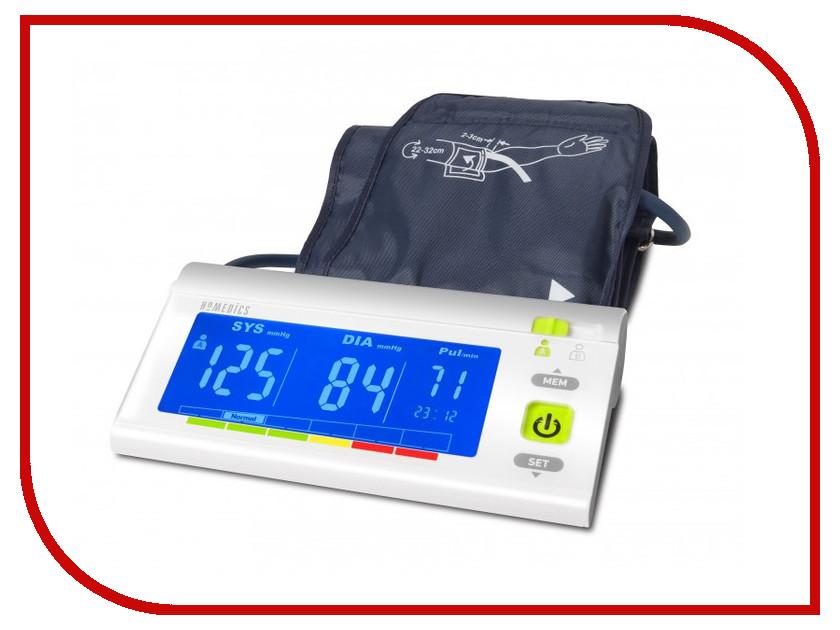 Тонометр HoMedics BPA-3000-EU маникюрный набор homedics elm ped500 eu белый