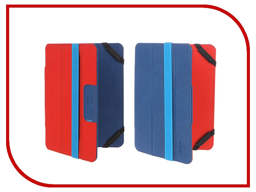 Аксессуар Чехол 6.0-inch Snoogy DoubleSide двусторонний универсальный Blue-Red<br>