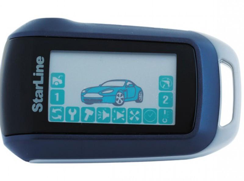 Сигнализация StarLine A94 GSM с автозапуском<br>