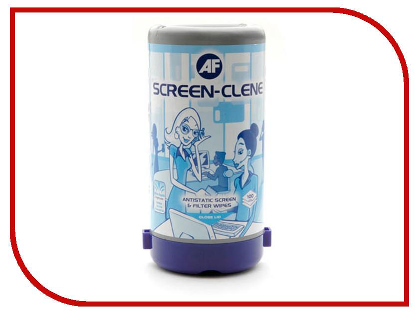 Аксессуар AF International ACSSW - салфетки для чистки экранов<br>