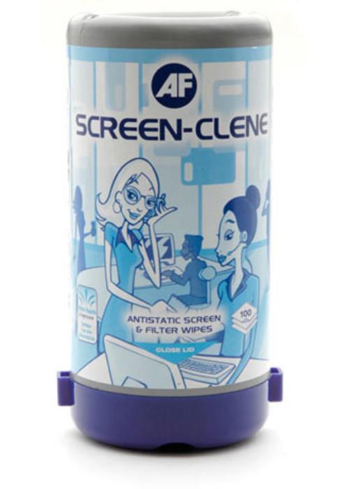 Аксессуар AF International ACSSW - салфетки для чистки экранов