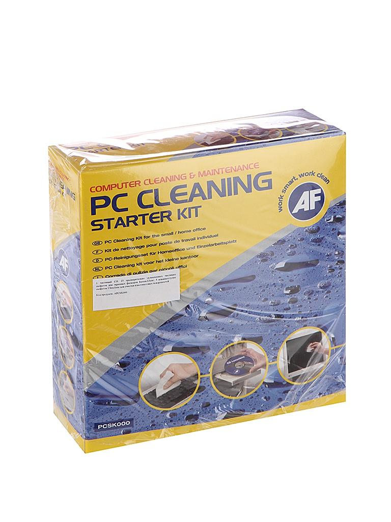 Аксессуар AF International ADVD 000 - диск с щетинками для удаления пыли