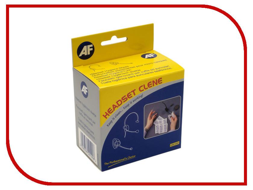 Аксессуар AF International AHSC050 - антибактериальные салфетки Headset-Clene<br>
