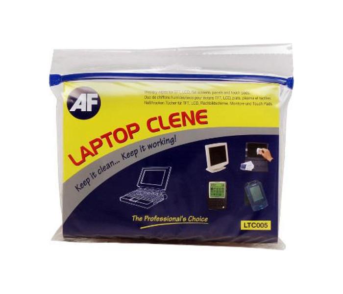 Аксессуар AF International ALTC005 - салфетки для ноутбуков Laptop-Clene
