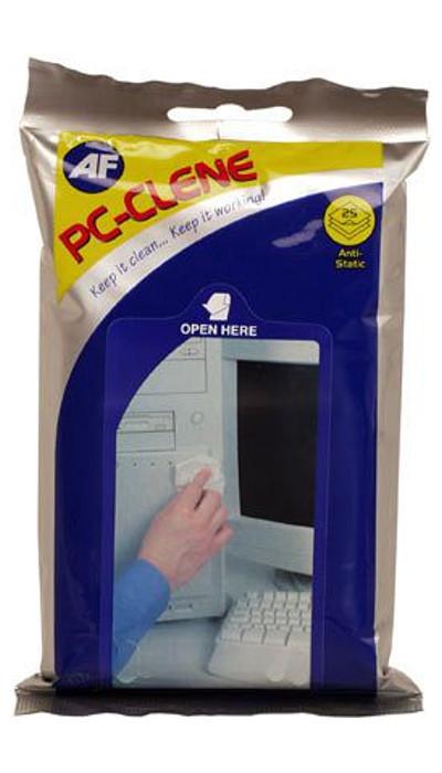 Аксессуар AF International APCC025P - салфетки чистящие PC-Clene