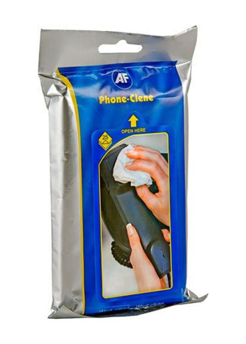 Аксессуар AF International APHC025P - салфетки влажные