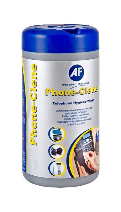 Аксессуар AF International APHC100T - салфетки в тубе Phone-Clene Tb<br>
