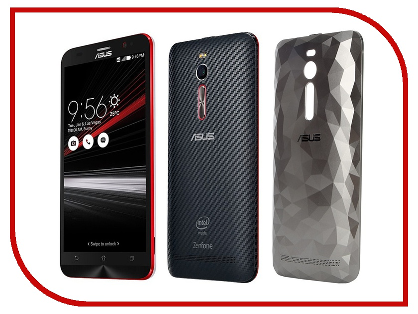 ASUS ZenFone 2 Deluxe Special Edition сотовый телефон asus zenfone 2 deluxe special edition ze551ml 128gb 90az00ac m07780
