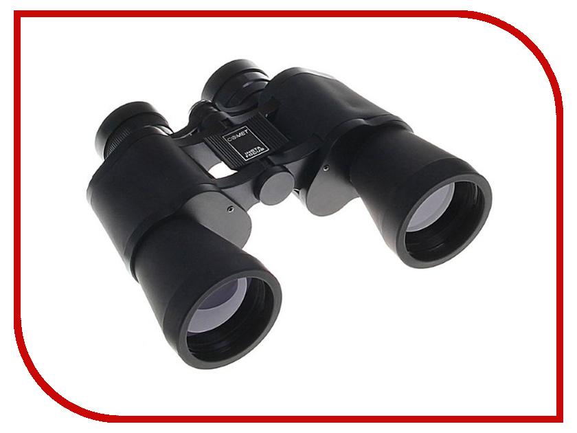 Бинокль Командор Комета 10x50 Black Mat 1113755<br>