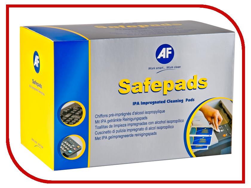 Аксессуар AF International ASPA100 Safepads - салфетки