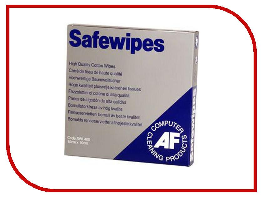 Аксессуар AF International ASWI400 - салфетки