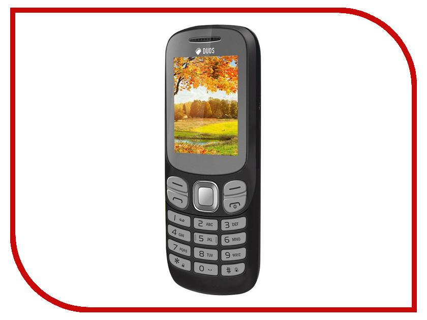 Сотовый телефон Ginzzu M103 DUAL mini Black