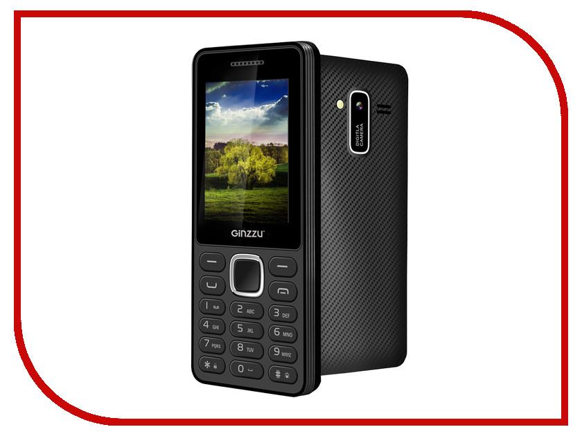 Сотовый телефон Ginzzu M104 DUAL Black