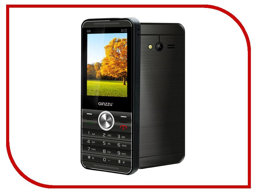 Сотовый телефон Ginzzu M106 DUAL Black