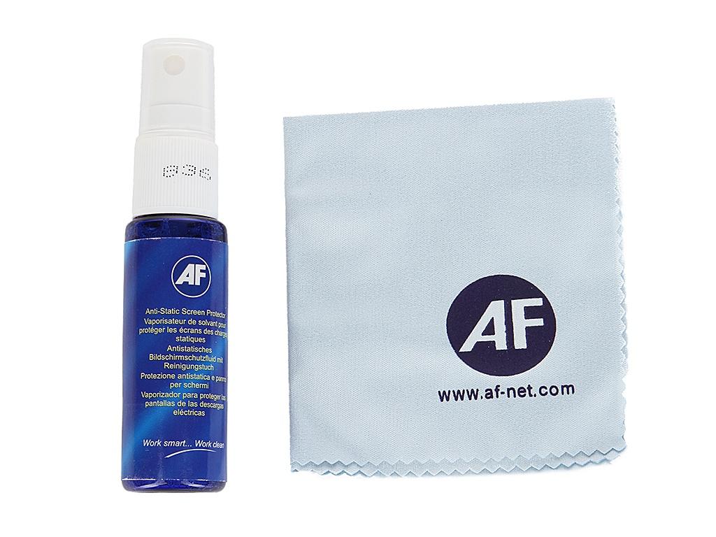 Аксессуар AF Internation AXSSP000 Screen-Protector - очистка и защита экрана