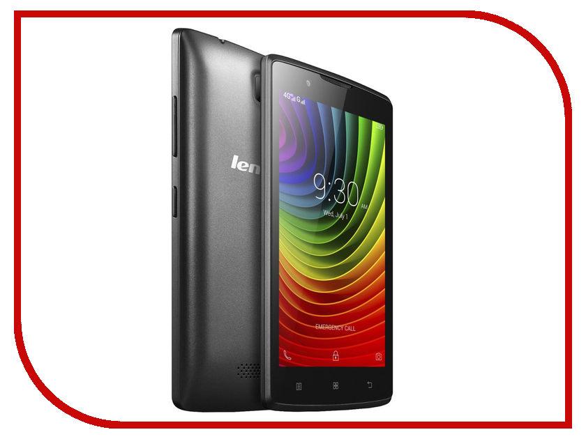 Сотовый телефон Lenovo A2010 Black<br>