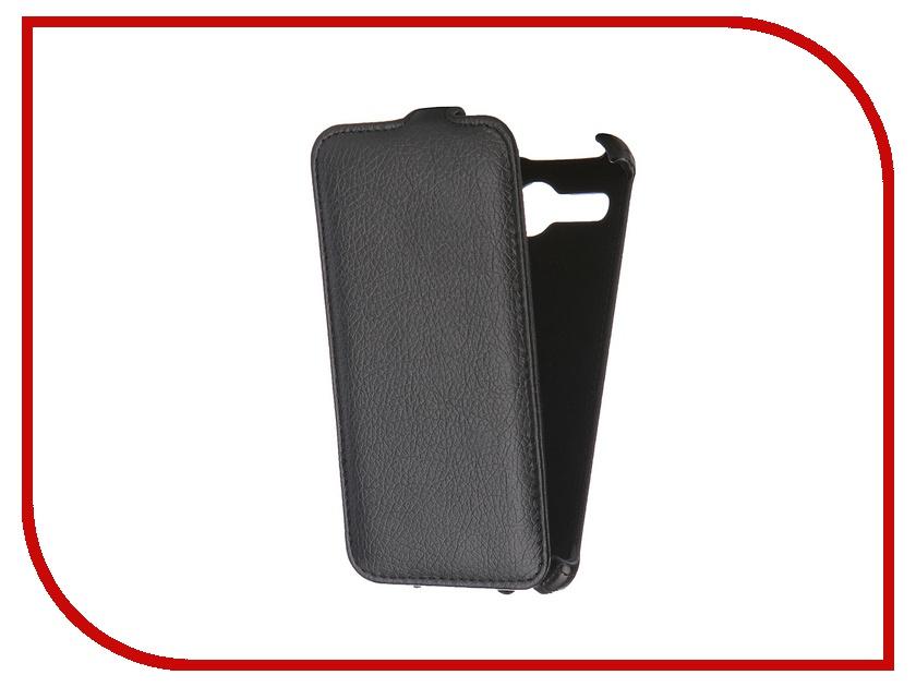 Аксессуар Чехол Acer Liquid Z520 Gecko Black GG-F-ACERZ520-BL аксессуар чехол meizu m3s mini gecko black gg f meim3smini bl