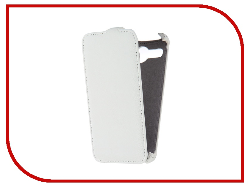 Аксессуар Чехол Acer Liquid Z520 Gecko White GG-F-ACERZ520-WH